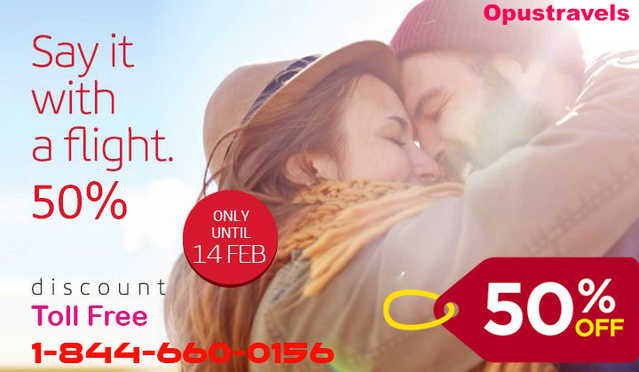 Express Your Love With Some Best Flight Deals Offers
