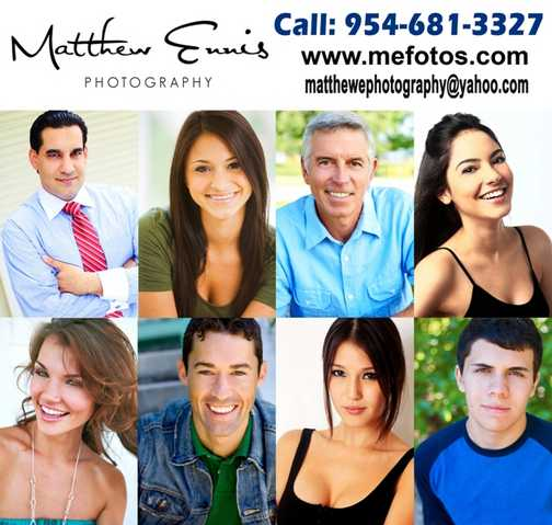 Actors Headshots - 2 Looks For Only $95, Limited Time Only