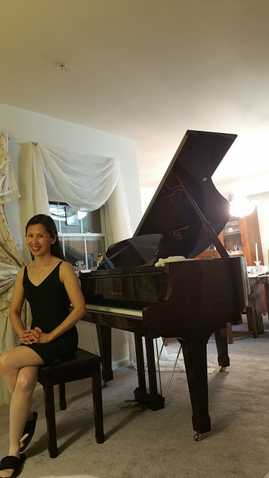Piano Lessons In Midtown West And Upper West Side