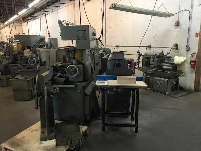 Metalworking Machinery & Equipment Absolute Auction