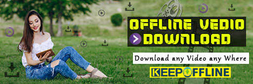 Download Any Video By Using Keepoffline