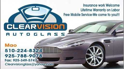 * Auto Glass Repair / Replacement * (We Come To You.)