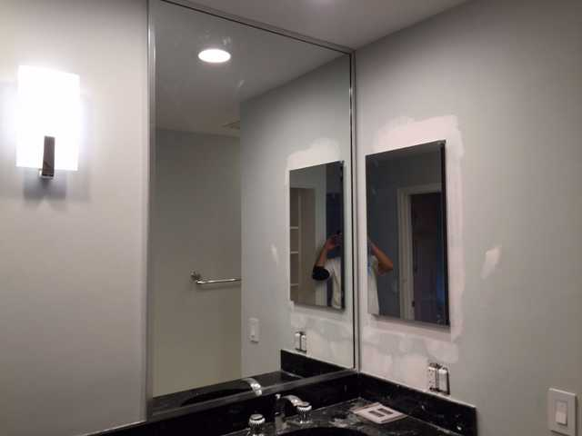 Glass Repair. Mirror Install Or Removal. Window Repair