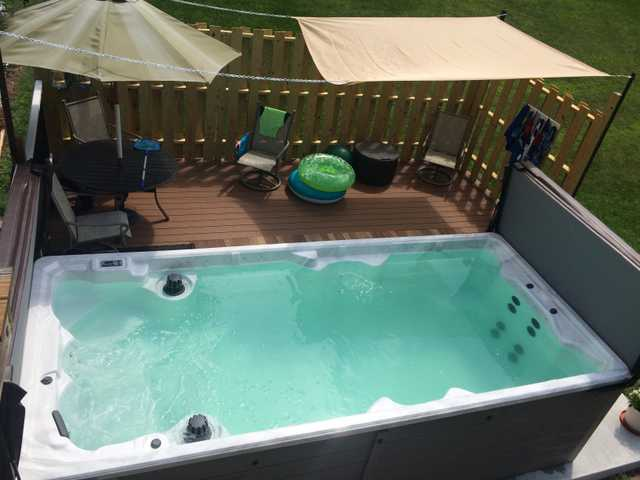 Hydrotherapy Salt Water Swim Spas Buy Direct From Manufacturer